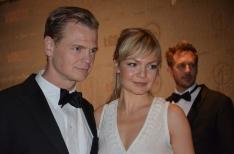 Mårten Klingberg och Marie Robertson