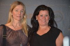 Carola Määttä och Ninna Engberg
