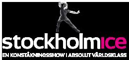 Stockholm ice logo