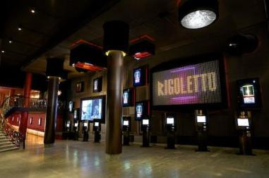 Rigoletto nyinvigning
