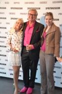 Ann & Leif Schulman med Nicole Schulman