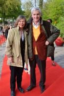 Rickard Fuchs med fru