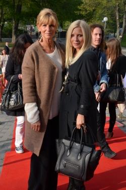 Sophie Rosensvärd och Catharina Påhlson-Möller
