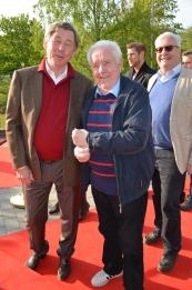 Bert-Åke Varg 80 år