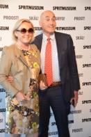 Olle Wästberg med fru