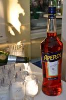 Aperol drink med Cava