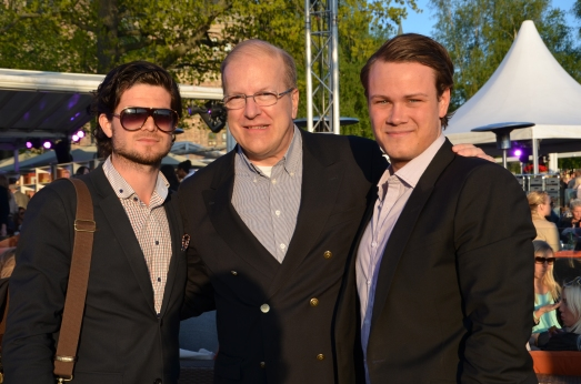 Pontus & Peter & Carl David