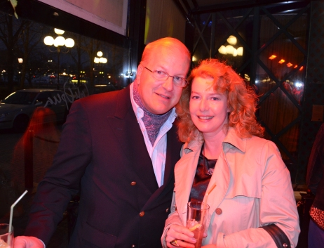 Peter & Larisa Johansson