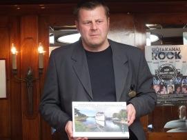 Presenation av Göta Kanal boken
