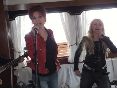 Anne-Lie Rydé & Nanne Grönvall