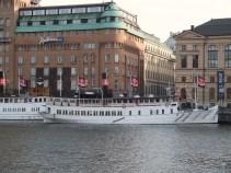 Strömma kanalbåtar