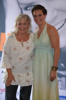 Anna Benson & Christina Schollin