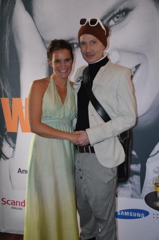 Anna Benson & Peter Englund