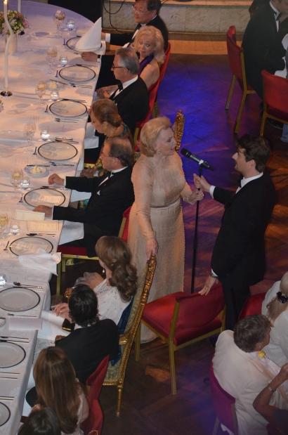 Dinner speech