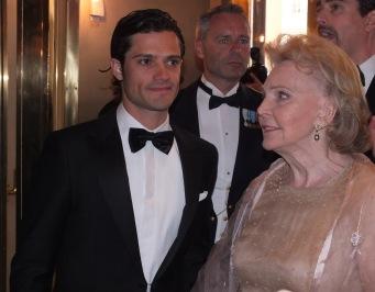 Prins Carl Philip & Marianne Bernadotte
