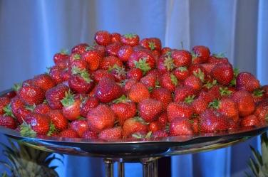 jordgubbar innan filmen