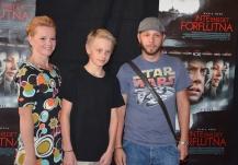 Oscar Pettersson, Jenny Pettersson & Jimmy Pettersson