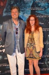John Houdi med dotter