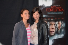 Sandra H & Josefine Tengblad