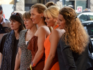 Skådespelarna i filmen