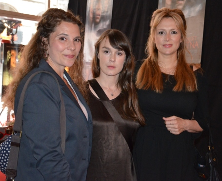 Vanna Rosenberg & Rebecka Hemse och Mirja Turestedt