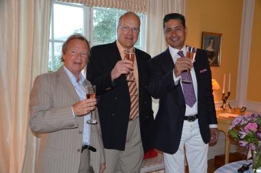 Jörgen Lantz, Peter Lulle Johansson, Ashwani Khullar