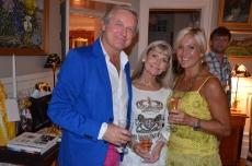 Leif & Ann Schulman och Anne-Christine Lantz