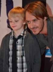 Jonas Karlsson med David Bonte Atterberg