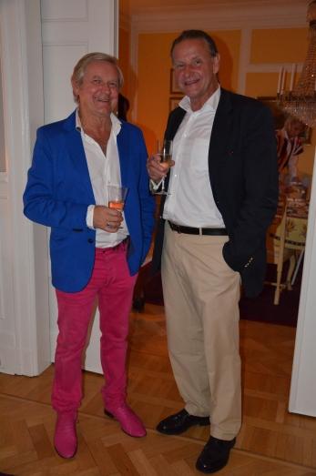 Leif Schulman & gäst