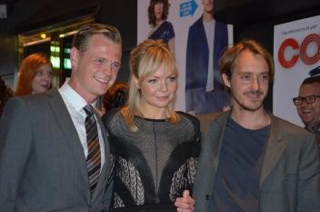 Mårten Klingberg - Marie Robertsson - Jonas Karlsson