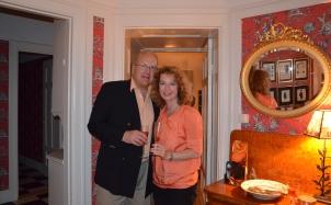 Peter Lulle & Larisa Johansson