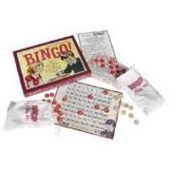 Retro Bingo
