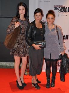 Malin Buska, Josefine Englad & Sandra Harms