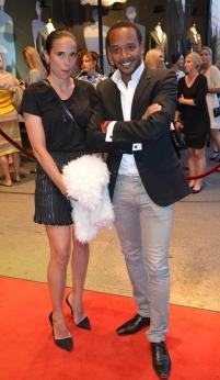 Mari-Linn Stenlund och Putte Nelson