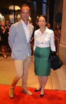 Michael Storåkers och Annika Berner