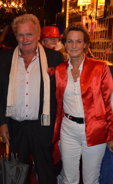 William Lindgren med fru