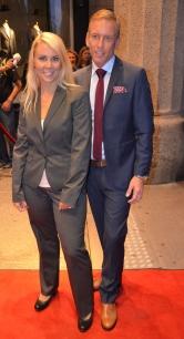 Christina Strandberg och Jörgen Eriksson