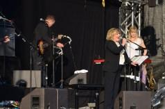 Marianne Faithfull in concert