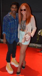 Kenny Svensson & Linda Pritchard