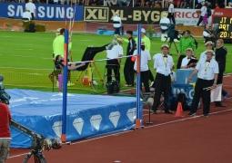 Anna Chicherova jump