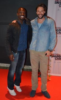 Kodjo Akolor & Rami Shaaban