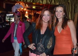 Shirley Clamp & Sonja Alden