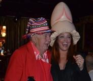 Bert-Åke Varg & Shirley Clamp