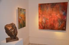 skulptur & tavlor