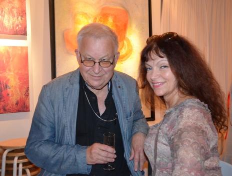Olof Buckard & Rozita Auer
