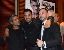 Babak Najafi & Matias Varela och vän