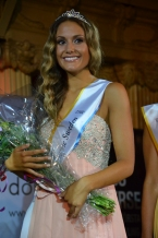 Miss Sweden 2012 - Hanni Beronius