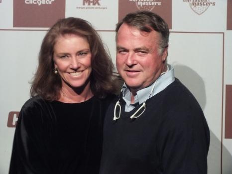 Kenta Nilsson med Helen Alfredsson