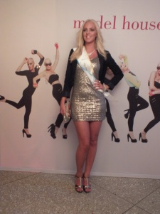 tävlande för Miss Universe Sweden 2012