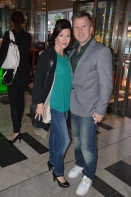 Richard Herrey med fru Marie
